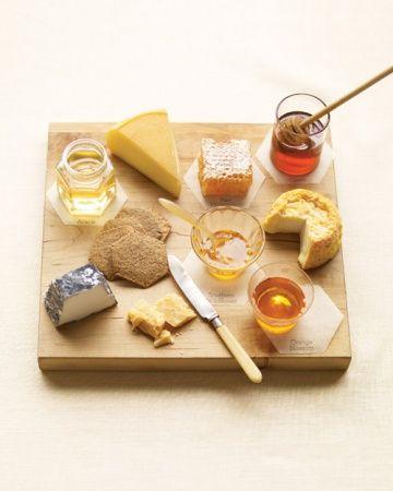 The best honey and cheese pairings