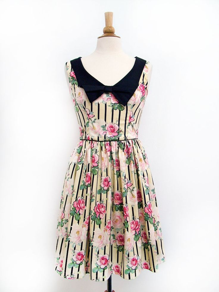 Miss Manners Dress!