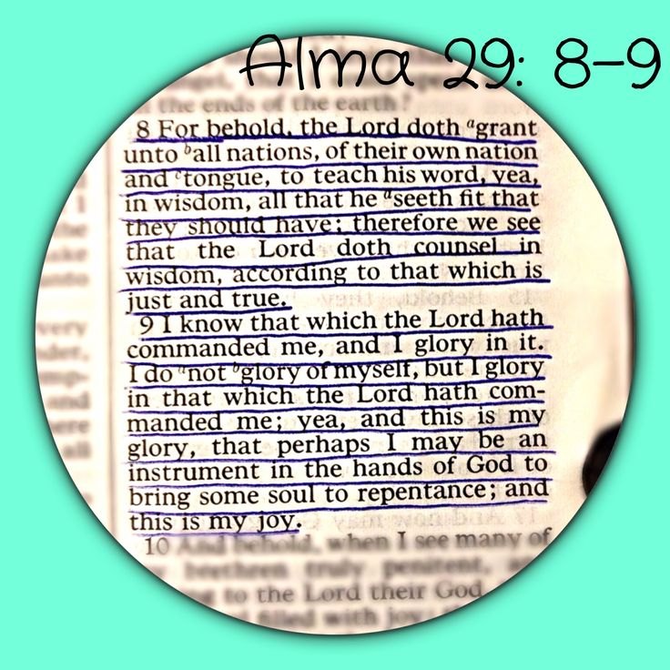 Alma 29:8-9 Such a great missionary scripture from the Book of Mormon!!