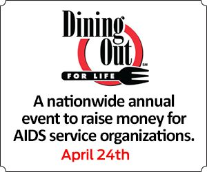 POZ Exclusives : The Ties That Bind Us - by Casey Halter...PLEASE MARK YOUR CALENDARS FOR THE 2014 DINING OUT FOR LIFE event.