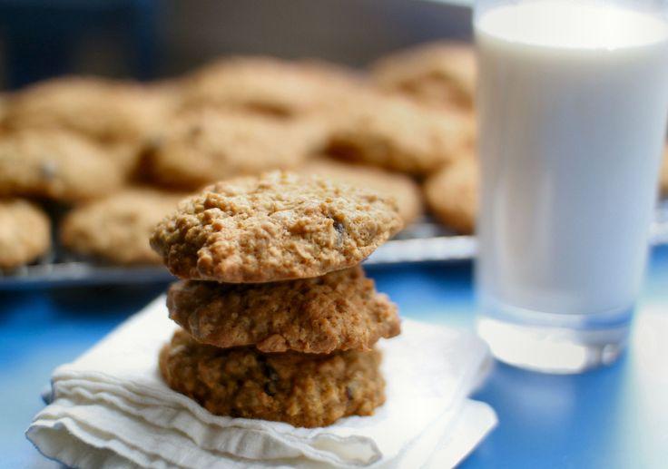 Healthiest Quinoa Cookies Ever