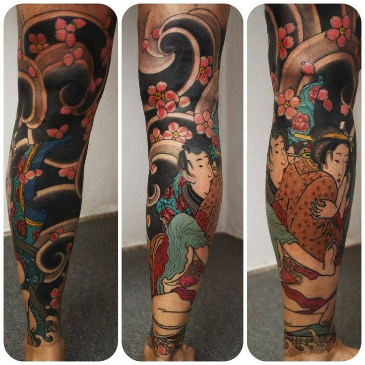 27 Leg Sleeve Tattoo Designs Ideas: Best 25+ Japanese Legs Ideas On Pinterest