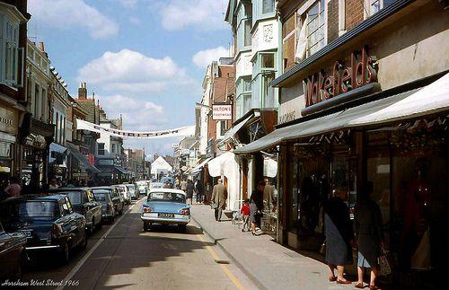 Horsham West Street 1966