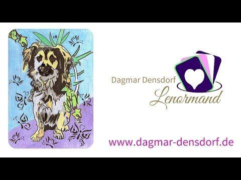 Der Hund - Kartenlegen mit Dagmar Densdorf