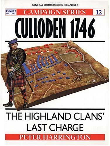 Culloden 1746: The Highland Clans' Last Charge Culloden marked the end of the last and greatest of the Jacobite adventures - the '45 Rebellion - in which the Highland clans challenged the power of the Hanoverian King of England. It was at Culloden that Charles Edward Stuart's army was finally defeated. His tired Highlanders had little chance against the steady infantry and heavy artillery fire of the English.: