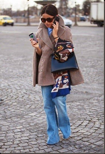 Street Style From Paris Fashion Week Fall 2014