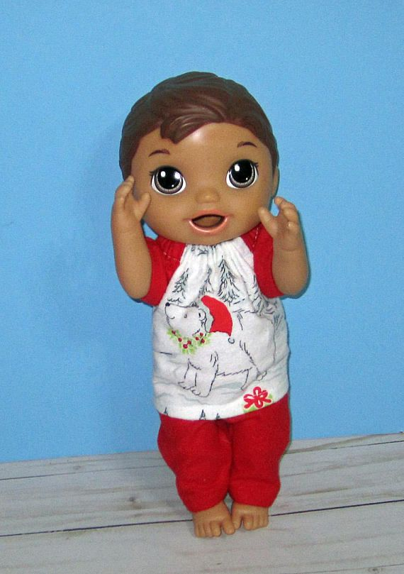 7 Best Baby Alive 12 13 14 Inch Doll Clothes Images On