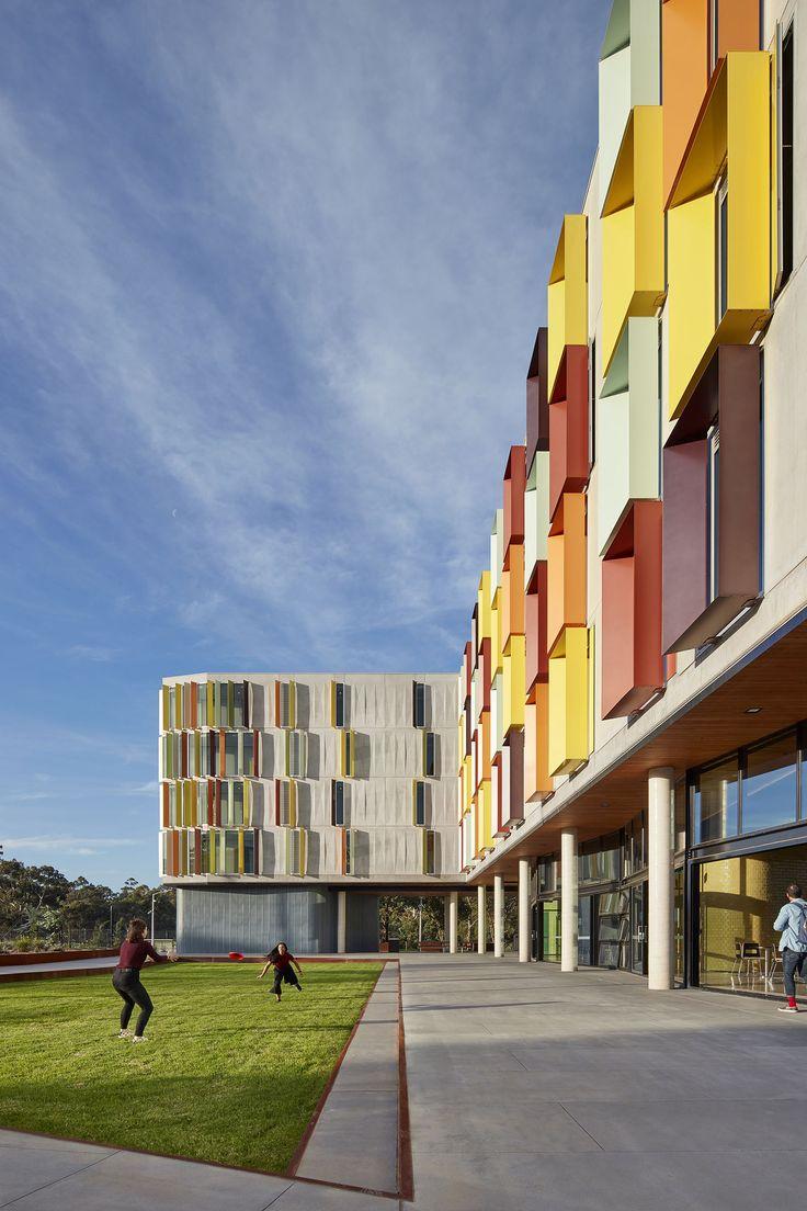 Monash University Student Housing | Jackson Clements Burrows