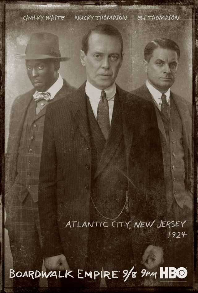 HBO's 'Boardwalk Empire' Returns For Season 4