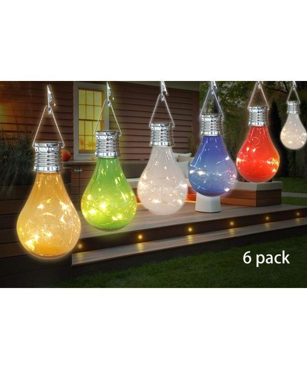 Pin On Outdoor Lighting Ideas Diy
