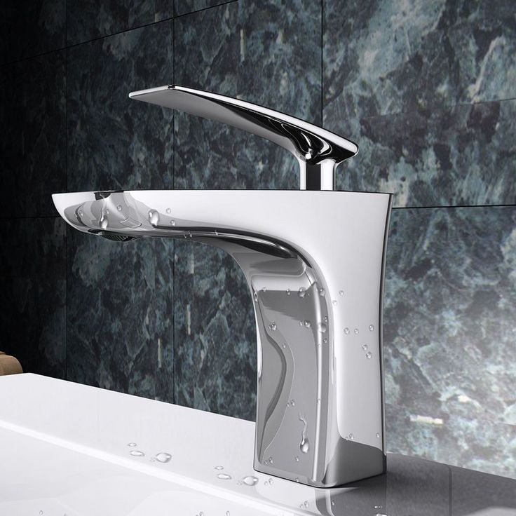Francfort 1098 Single Lever Thermostatic Mixer Tap Hot & Cold Chrome (G10)