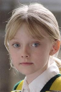 """DAKOTA FANNING ~ Born in 1994, in Conyers, GA. Her birth name: Hannah Dakota Fanning. Her first film role was in """"Tomcats,"""" at age 7. She made 3 films that year, and her big break-through came in """"I Am Sam"""" the same year. In 2002, she was in three more, plus a Spielberg mini-TV series, which she narrated and had a part in . The parts kept coming, and her work was brillant for a young child.  She continued into her teen years, and just keeps getting better & better."""