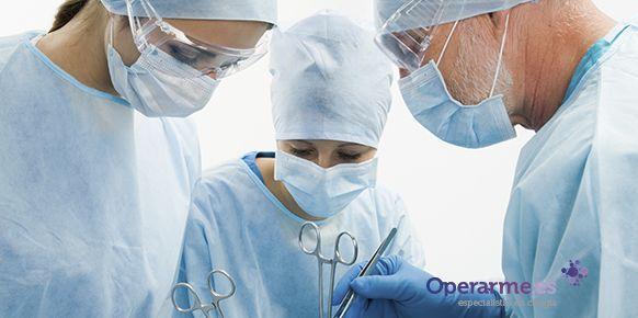 Cirugía de prótesis de cadera, duración, precio y paso a paso