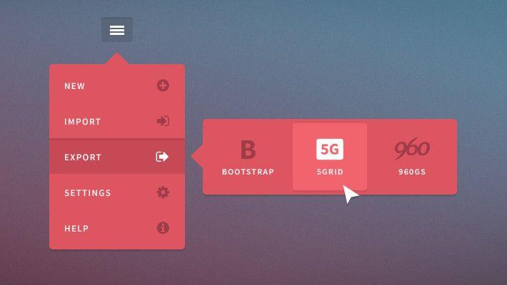 Dropdown | flypixel UI Design