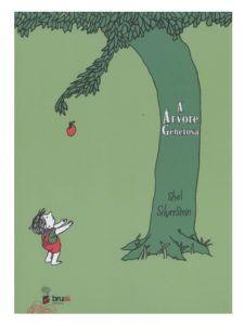 Livro das Crianças A Árvore Generosa – O Mundo das Crianças   – Livros infantis