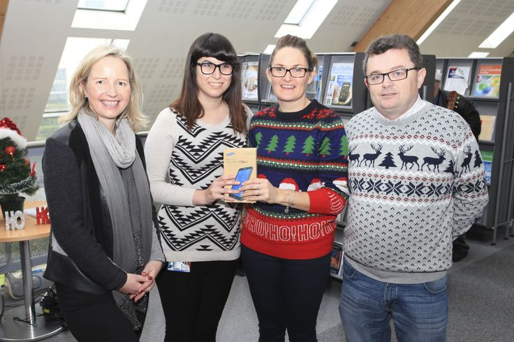 Winner of our Christmas Postgrad Competition, 2015