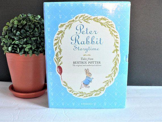 Beatrix Potter Tales Complete Cased Four Volume Set  19