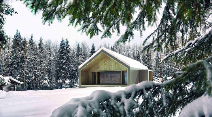 Una casa di 100 mq a 100.000 euro... E' un progetto già visto! | estudoquarto_studiostanza BLOG