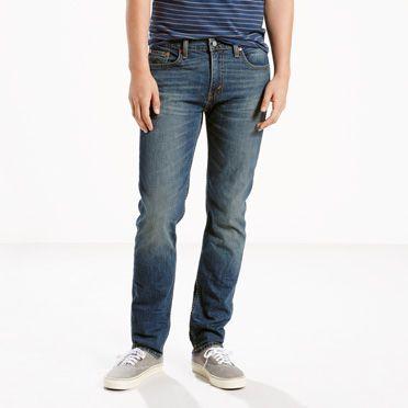 Levi's 511 Slim Fit Selvedge Jeans - Men's 36x32