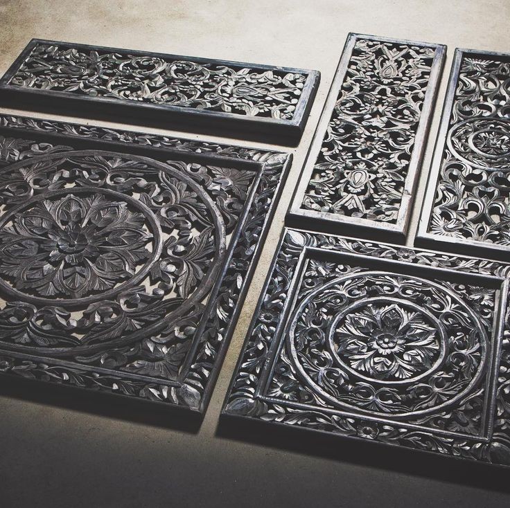 Wallpanels PTMD #wall #paneel #panel #handcarved