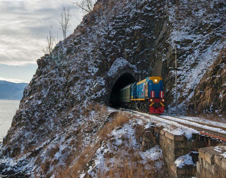 """Seat 22 - Trans-Siberian Odyssey"". Ο υπερσιβηρικός σε 3'24''. Από τη Μόσχα στη Μογγολία"