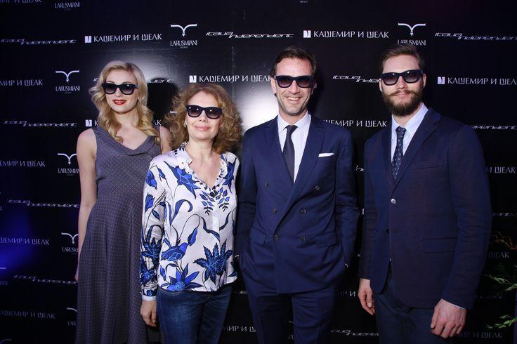 Victoria Saava and Guglielmo Miani