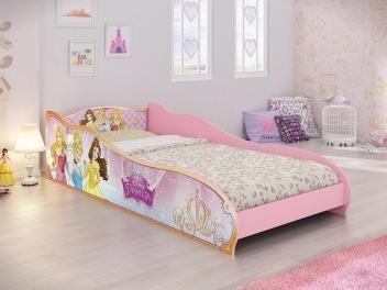 Mini-Cama Infantil - Pura Magia Princesas Disney