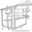 Verkaufsstand, Verkaufswagen, 6900 Seiten patente Ideen kaufen bei Hood.de