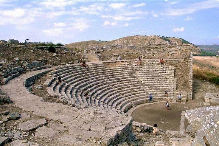 Antikefan --> Segesta (Sizilien)