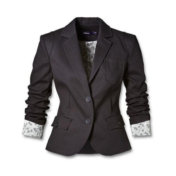 im Mexx Online Shop Deutschland Blazer - Jacke - N1ME2369 ❤ liked on Polyvore