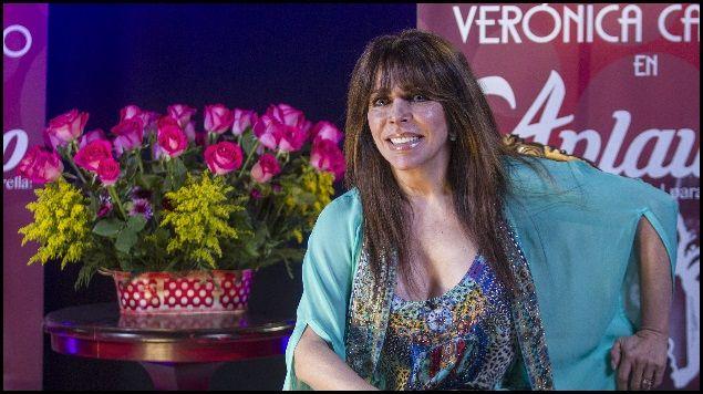 Nunca me he casado ni lo haría, fui inteligente: Verónica Castro. Con Maxine Woodside