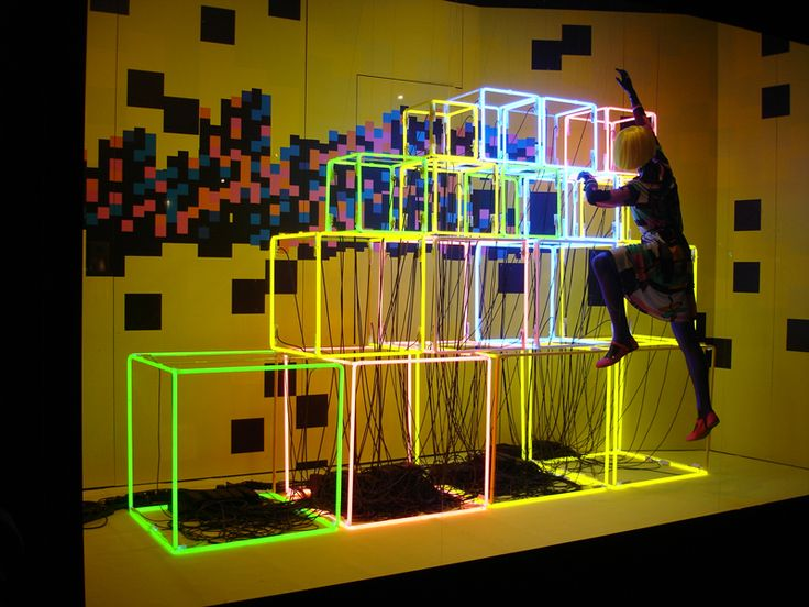 Electro Signs - Visual Merchandising