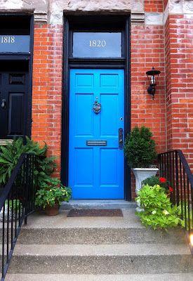 Bright Front Door | BRIGHT FRONT DOORS