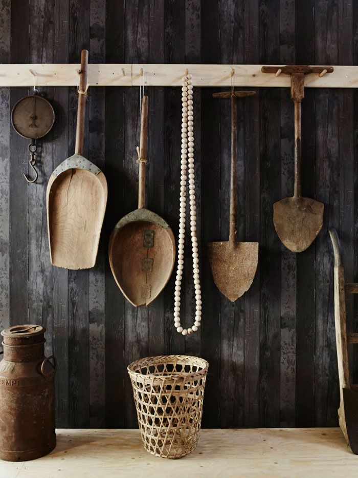 Rustic barn decor - VTWonen