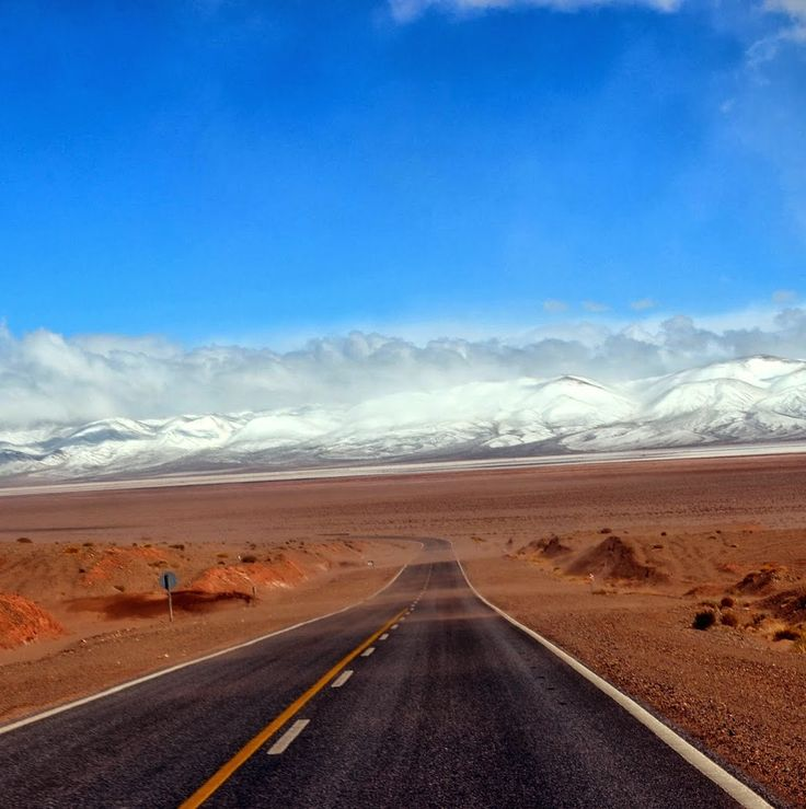 Argentinian route to Paradise