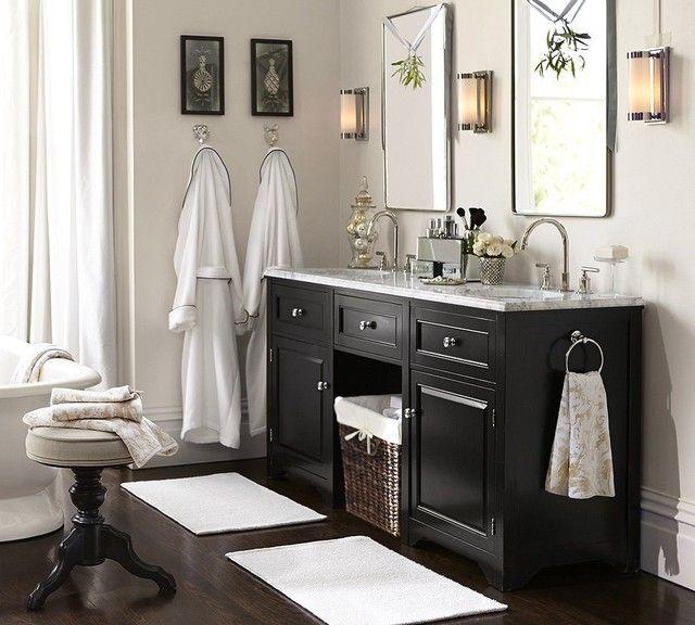 Best Bathroom Images On Pinterest Bathroom Ideas Room And Home - Pottery barn mirrors bathroom for bathroom decor ideas