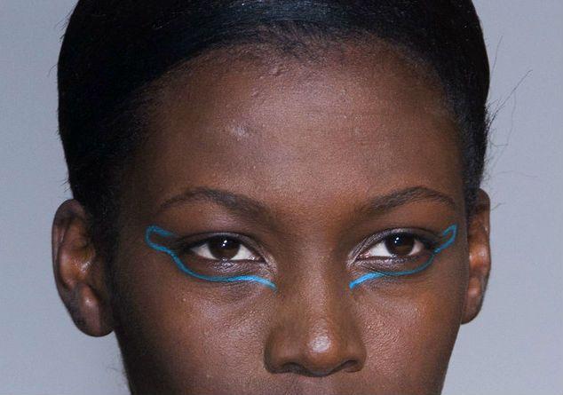 make up at ter et bantine f/w 2014