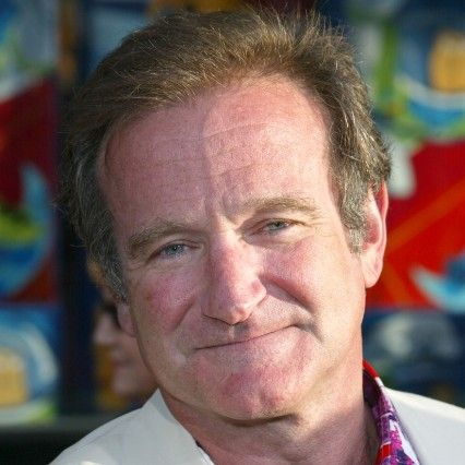 Robin Williams Through the Years