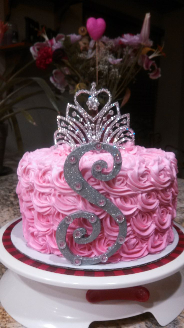 25 Best Ideas About Pink Princess Cakes On Pinterest