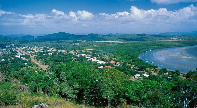 Cooktown is Australia's first non-indigenous settlement, discovered and settled by Captain Cook and his crew in 1770. Since then, Cooktown has not had it easy. From 1873-83, Cooktown was established as the port for the Palmer River gold rush, which exacerbated race relations between the Europeans, Aboriginals and Chinese. Visit the James Cook Historical Museum to explore Cooktown's interesting past including the gold rush days and Cook's voyages.