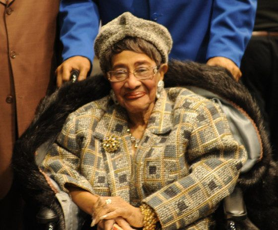Willie T. Barrow: First Woman Executive Director of Civil Rights Organization PUSH
