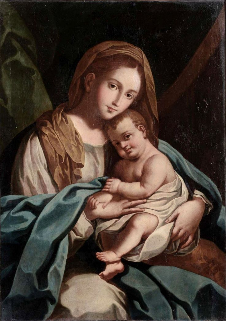 96 Best Images About Madonna And Child 17th Century On