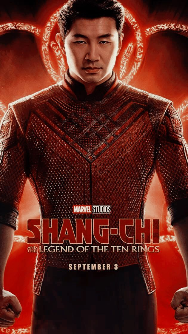 Shang Chi And The Legend Of The Ten Rings Poster In 2021 Comic Company Avengers Movies Marvel Studios