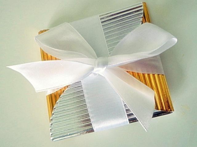 Jak zrobić ozdobne pudełeczko na drobny prezent: ZRÓB TO SAM