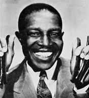 1952: Sweet Georgia Brown becomes the Harlem Globetrotters' official theme song.: Sweet Georgia
