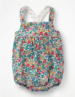 87a7a5ed147c Floral Cord Romper Boden