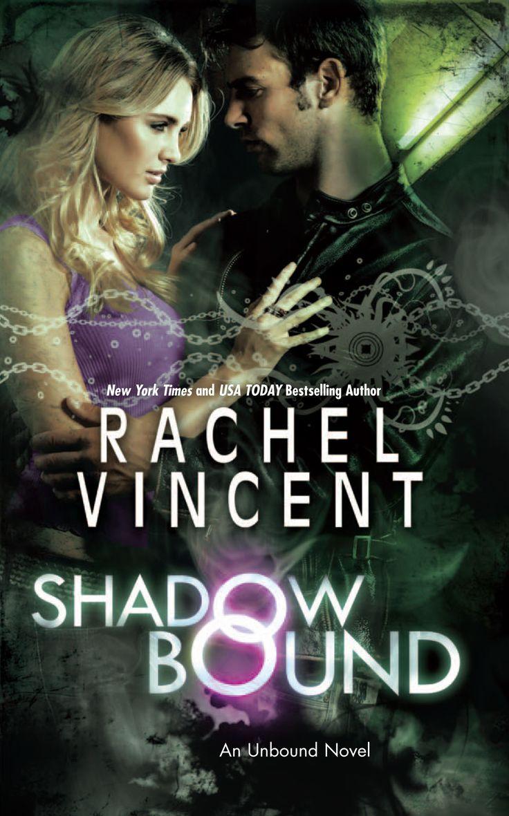 Shadow Bound by Rachel Vincent book 2 Unbound series