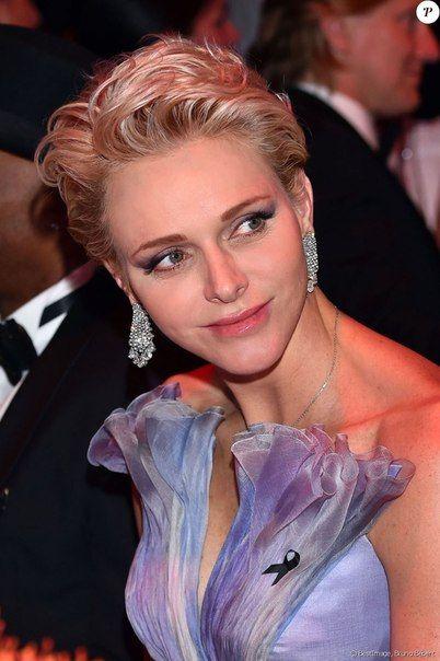La principessa Charlene di Monaco                                                                                                                                                                                 More