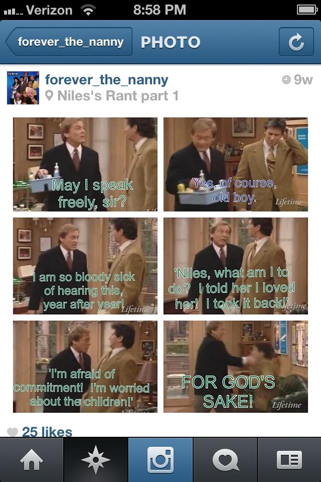 Go niles!
