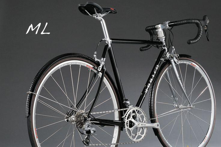 MULLER ML cr-mo touring bike